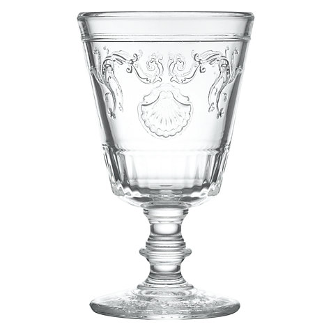 Buy ICTC La Rochere Versaille Wine Glass Online at johnlewis.com