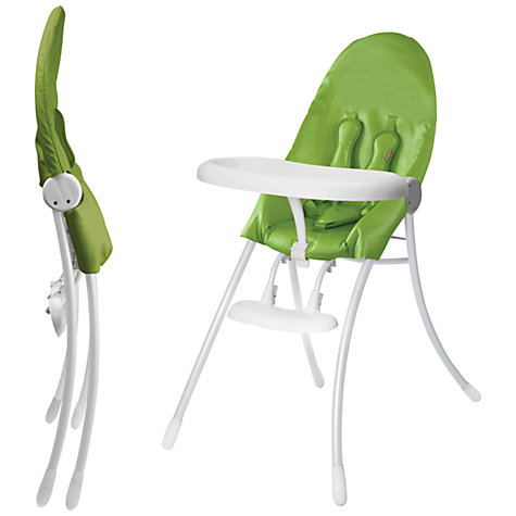 Buy bloom Nano Urban Highchair, White Online at johnlewis.com