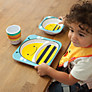 Buy Skip Hop Melamine Dinner Set, Bee Online at johnlewis.com