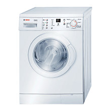 Buy Bosch Classixx WAE28368GB Washing Machine, 7kg Load, A++ Energy Rating, 1400rpm Spin, White Online at johnlewis.com