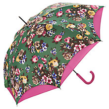 Buy Joules Posy Double Canopy Walking Umbrella Online at johnlewis.com