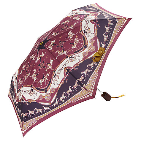 Buy Joules Horse Print Umbrella Online at johnlewis.com