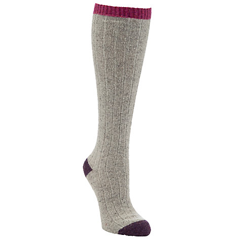 Buy John Lewis Knitted Knee High Socks Online at johnlewis.com