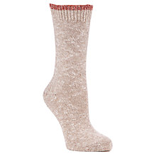 Buy John Lewis Tibit Texture Ankle Socks Online at johnlewis.com