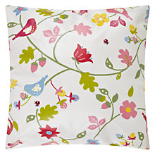 Buy Oily Rag Songbird Outdoor Cushion, 40 x 40cm Online at johnlewis.com