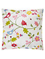 Oily Rag Songbird Outdoor Cushion, 40 x 40cm