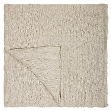 Buy John Lewis Elliot Knitted Throw Online at johnlewis.com