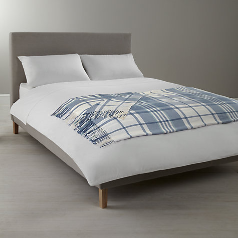 Buy John Lewis Ellis Checked Throw Online at johnlewis.com
