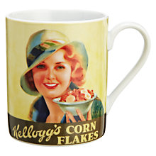 Buy Portmeirion Vintage Kellogg's Corn Flakes Mug Online at johnlewis.com