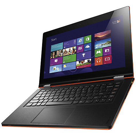 Buy Lenovo IdeaPad Yoga Convertible Ultrabook, Intel Core i7, 8GB RAM, 128GB SSD, 13.3