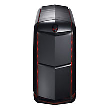 Buy Dell Alienware Aurora Milky Way Desktop Computer, Intel Core i7, 3.6GHz, 16GB RAM, 1TB, Black Online at johnlewis.com