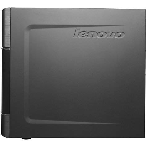 Buy Lenovo H520 Desktop PC, Intel Core i3, 3.3GHz, 4GB RAM, 1TB, Black & Silver Online at johnlewis.com
