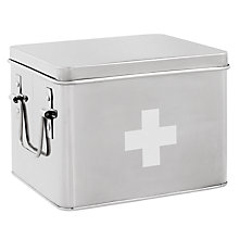 Buy John Lewis First Aid Tin Online at johnlewis.com