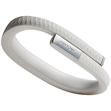 Buy Jawbone UP, Activity and Sleep Tracking Wristband, Small Online at johnlewis.com