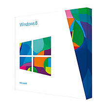 Buy Microsoft Windows 8 Upgrade Online at johnlewis.com
