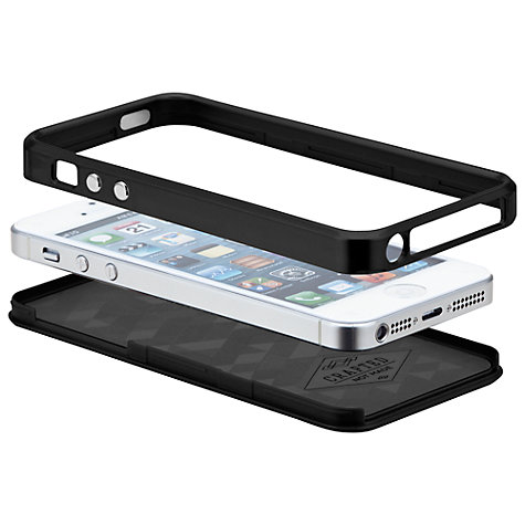 Buy Case-Mate Carbon Fiber Case for iPhone 5 & 5s, Black Online at johnlewis.com