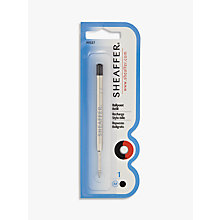 Buy Sheaffer Ballpoint Pen Refill, Blue Online at johnlewis.com