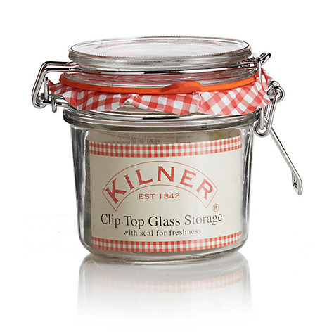 Buy Kilner Round Clip-top Preserving Jar, 2L Online at johnlewis.com