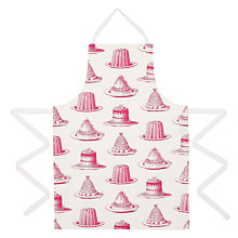 Buy Thornback & Peel Jelly and Cake Apron Online at johnlewis.com