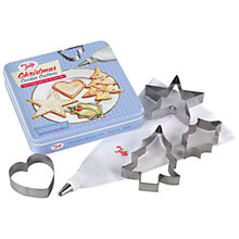 Buy Tala Christmas Cookie Cutter and Icing Set Online at johnlewis.com