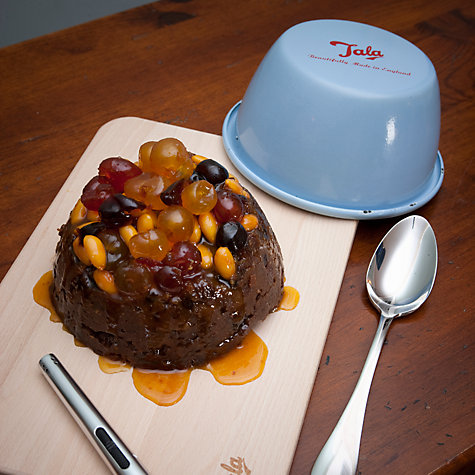 Buy Tala Enamel Pudding Mould, Dia.16.5cm Online at johnlewis.com