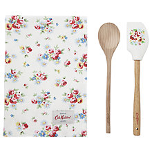 Buy Cath Kidston Daisy Rose Tea Towel and Baking Utensil Set Online at johnlewis.com