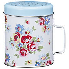Buy Cath Kidston Daisy Rose Checked Flour Shaker Online at johnlewis.com
