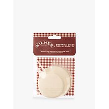Buy Kilner Wax Discs, Pack of 200 Online at johnlewis.com