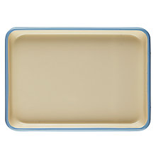 Buy Tala Enamel Baking Dish, L28cm Online at johnlewis.com