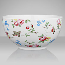 Buy Cath Kidston Bird Cereal Bowl Online At Johnlewis Com