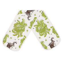 Buy Thornback & Peel Rabbit and Cabbage Double Oven Glove Online at johnlewis.com