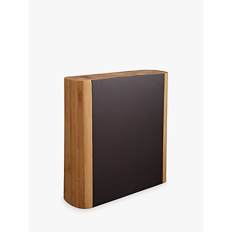 Buy John Lewis Magnetic Knife Block Online at johnlewis.com