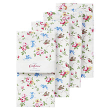Buy Cath Kidston Bird Napkins, Set of 4 Online at johnlewis.com