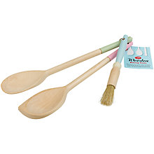 Buy Tala FSC Beechwood Utensils, Set of 3, Assorted Online at johnlewis.com