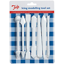 Buy Tala 7 Piece Modelling Icing Set Online at johnlewis.com