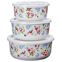 Buy Cath Kidston Bird Food Containers, Set of 3 Online at johnlewis.com