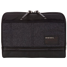 Buy Diesel iPad Case, Black Online at johnlewis.com