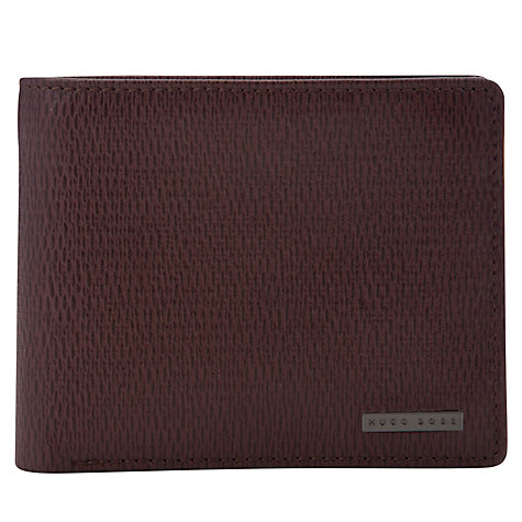 Buy Hugo Boss Texture Wallet Online at johnlewis.com