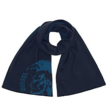 Buy Diesel Dub Scarf, Navy Online at johnlewis.com