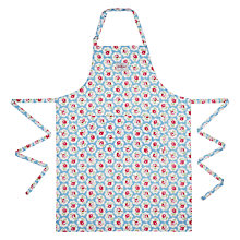 Buy Cath Kidston Provence Rose Adjustable Apron Online at johnlewis.com