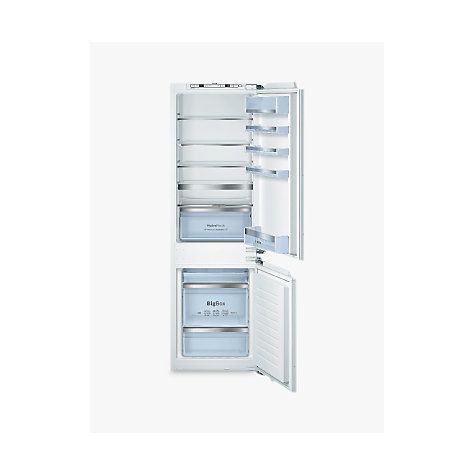Buy Bosch KIN86AD30G Integrated Fridge Freezer, A++ Energy Rating, 56cm Wide Online at johnlewis.com