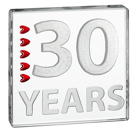 Buy Spaceform 30 Years Anniversary Token, Mini Online at johnlewis.com