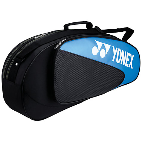Buy Yonex Tournament Basic B5323 3 Racket Tennis Bag Online at johnlewis.com
