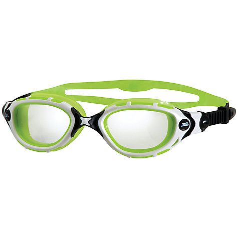 Buy Zoggs Predator Flex Reactor Swimming Goggles Online at johnlewis.com