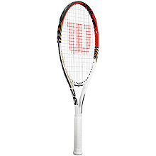 "Buy Wilson Junior Roger Federer 26"" Racket Online at johnlewis.com"