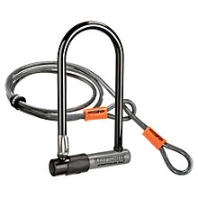 Buy Kryptonite KryptoLok Series 2 Std U-Lock with KryptoFlex Cable Online at johnlewis.com