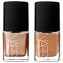 Buy NARS Pierre Hardy for NARS Nail Polish, Pack of 2 Online at johnlewis.com