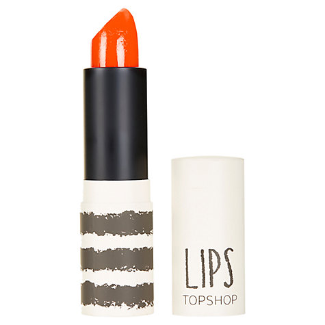 Buy TOPSHOP Lips - Velvet Online at johnlewis.com
