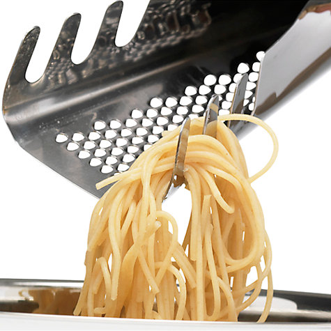 Buy Sagaform Combined Grater and Spaghetti Spoon Online at johnlewis.com