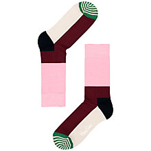 Buy Happy Socks Striped Toe Socks Online at johnlewis.com